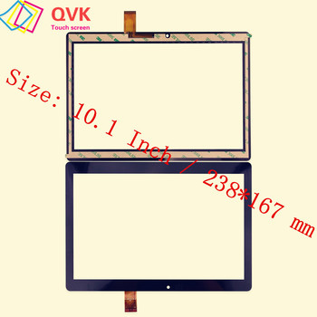 Black 10.1 Collas Digma Plaknes 1550S 3G PS1163MG tablet pc capacitive touch screen stikla digitizer panelis Bezmaksas piegāde 32887